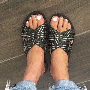 Frye Sandals {Never Worn}